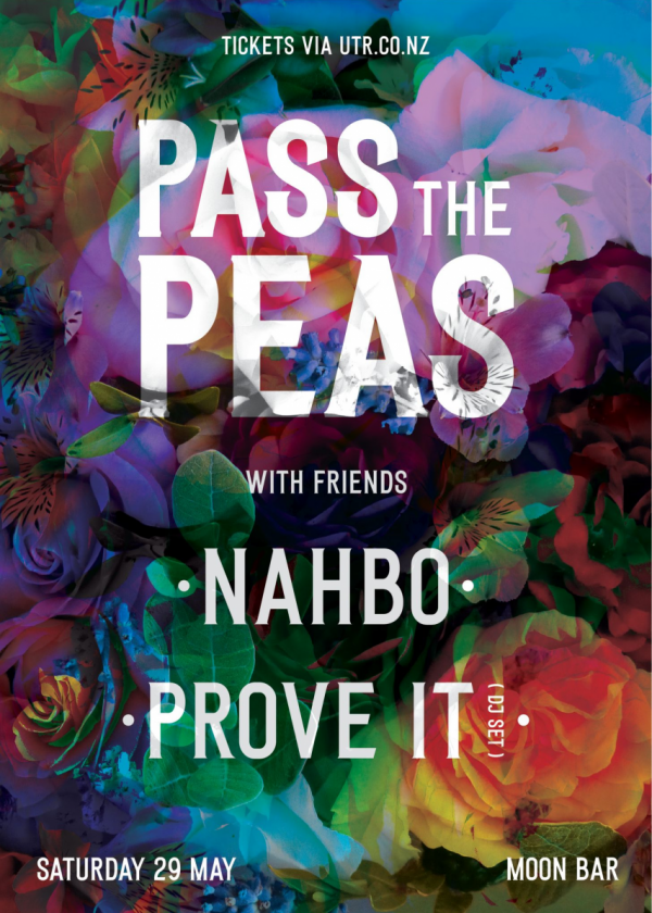 Pass The Peas, Nahbo, Prove It