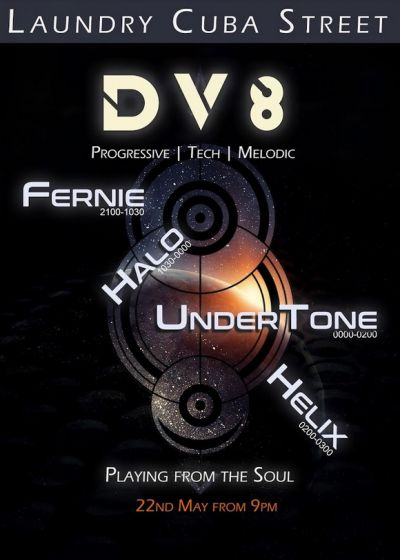 DV8: Melodic | Progressive | Tech