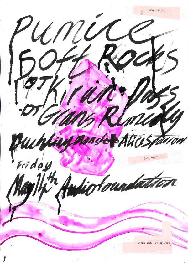 Pumice, Soft Rocks, Dj Kirin Dass, Dj Grans Remedy