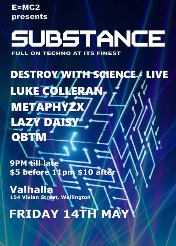 Substance 006