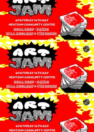 Art Jam! Opening Night