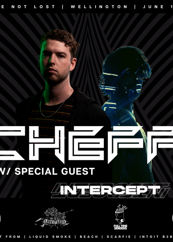 SBE And FTS Presents: Cheff And Special Guest: Intercept
