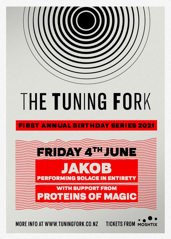 Jakob | The Tuning Fork Birthday Series