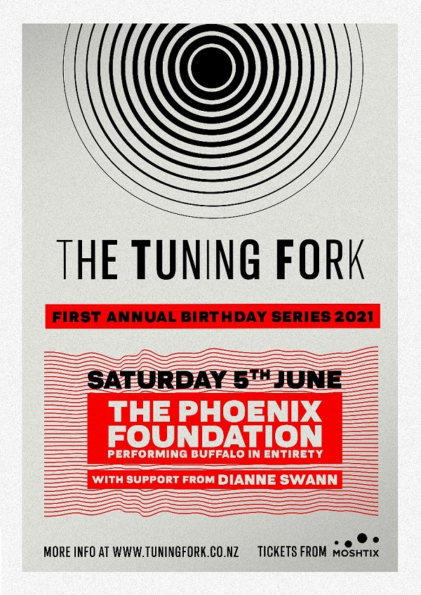 The Phoenix Foundation | The Tuning Fork Birthday Series