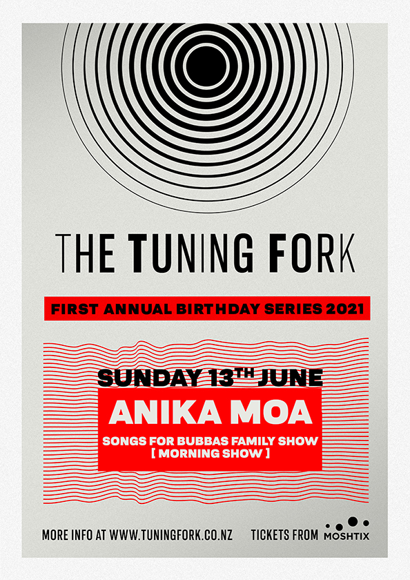 Anika Moa | Songs For Bubbas | The Tuning Fork Birthday Series