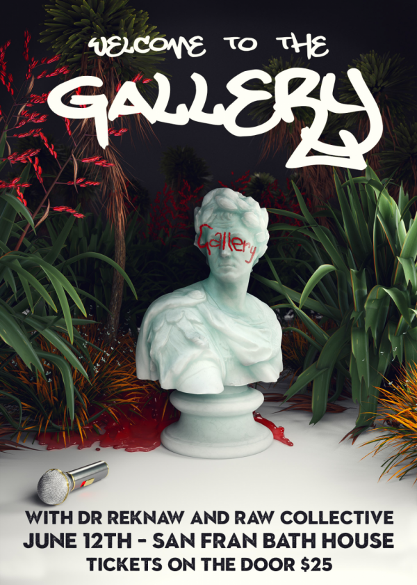 Welcome To The Gallery.