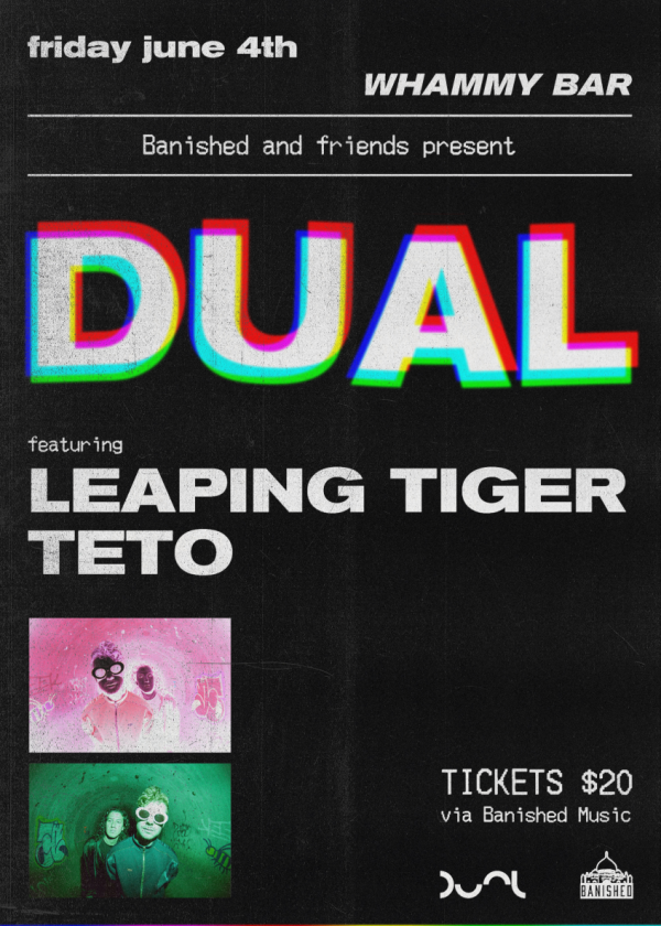 Dual - With Special Guests Leaping Tiger And Teto
