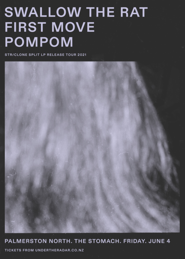Swallow the Rat LP release w/ First Move And Pompom