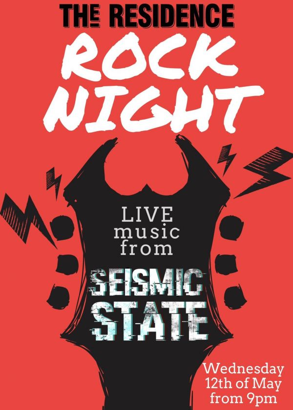 Rock Night w/ Seismic State