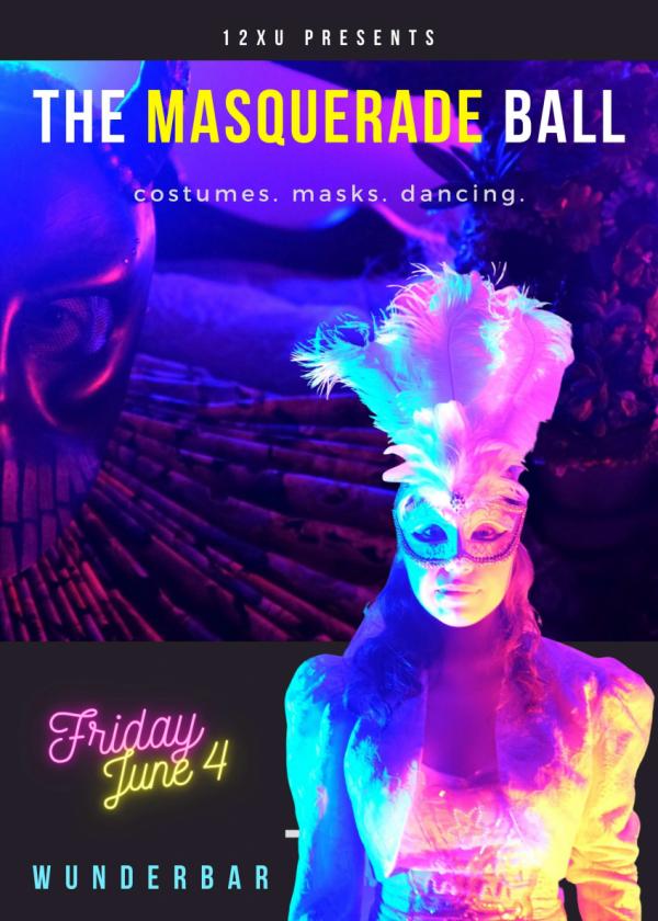 The Masquerade Ball Debut