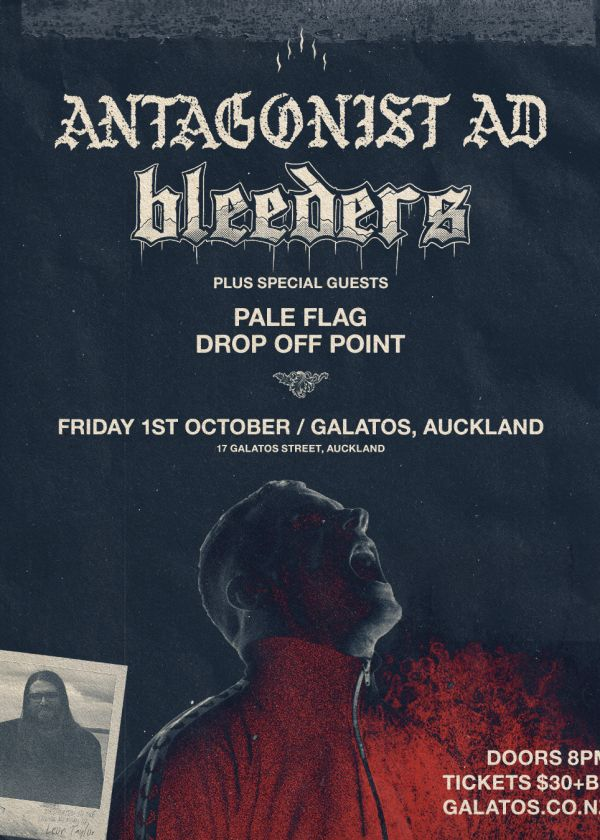 Antagonist A.D. & Bleeders *SOLD OUT*