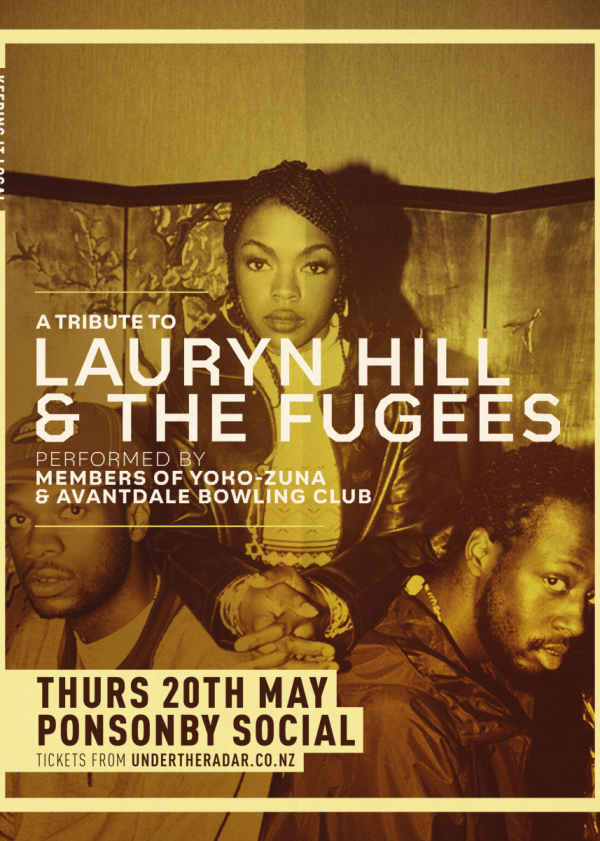 A Tribute To Lauryn Hill And The Fugees