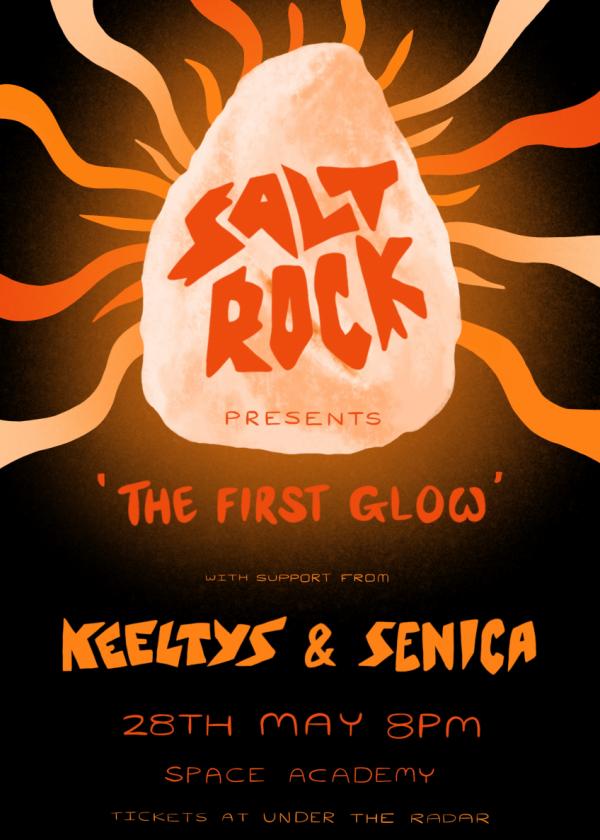 Salt Rock Presents 'The First Glow'
