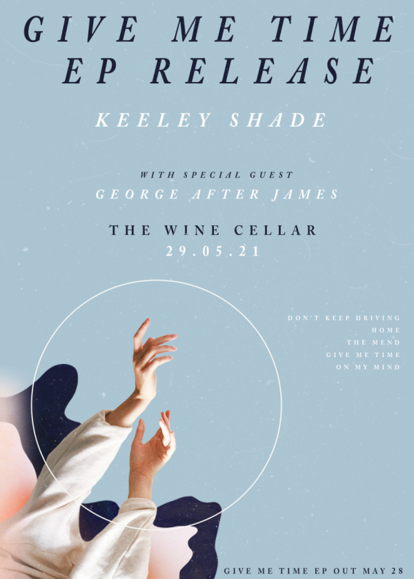 Keeley Shade - Give Me Time EP Release