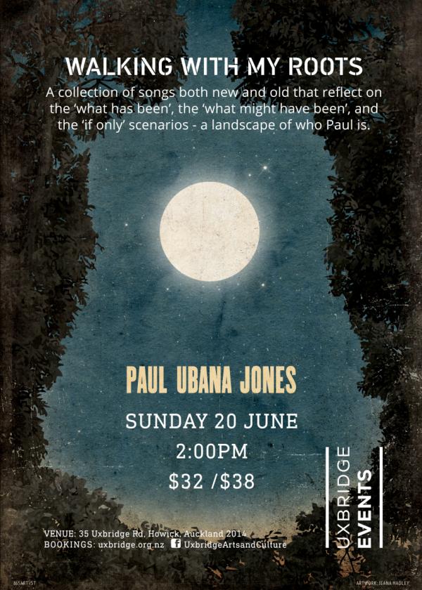 Walking With My Roots - Paul Ubana Jones