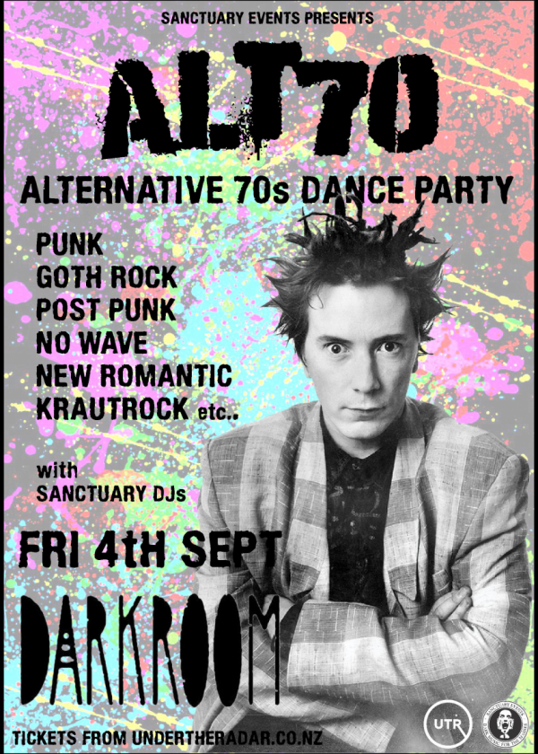 ALT70 - Alternative 70s Dance Party