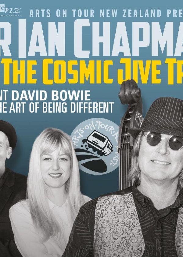 Dr Ian Chapman And The Cosmic Jive Trio