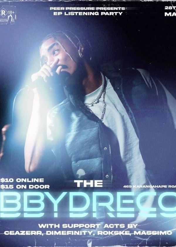 BBYDRECO EP Listening Party
