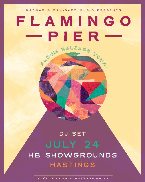 Flamingo Pier Album Release - Hastings (DJ set)
