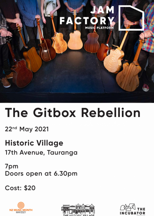 The Gitbox Rebellion