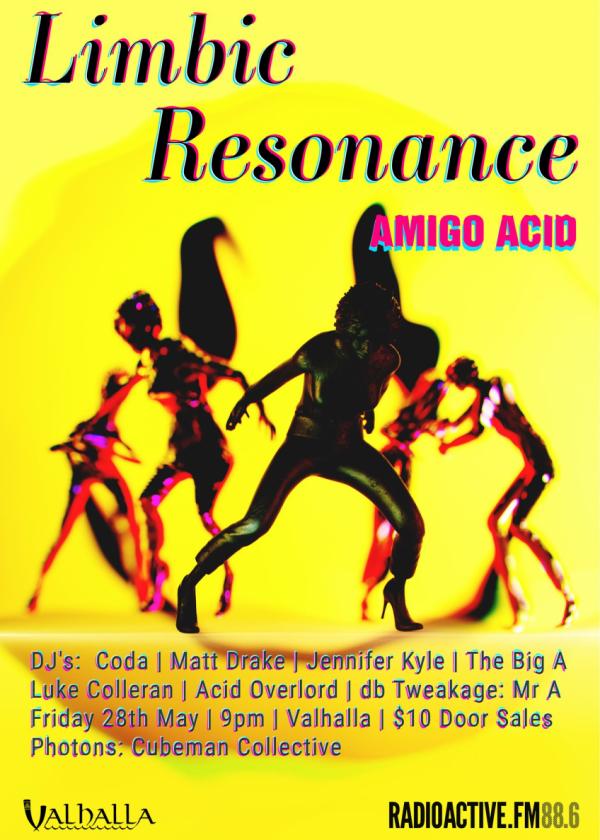 Limbic Resonance Presents Amigo Acid