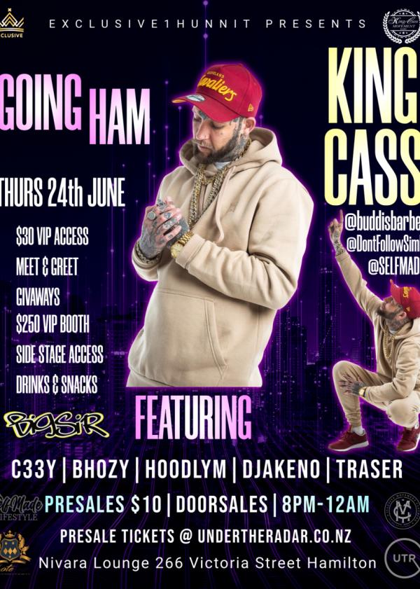 King Cass - Going Ham
