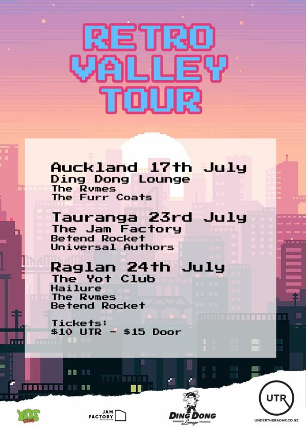 Retro Valley Tour