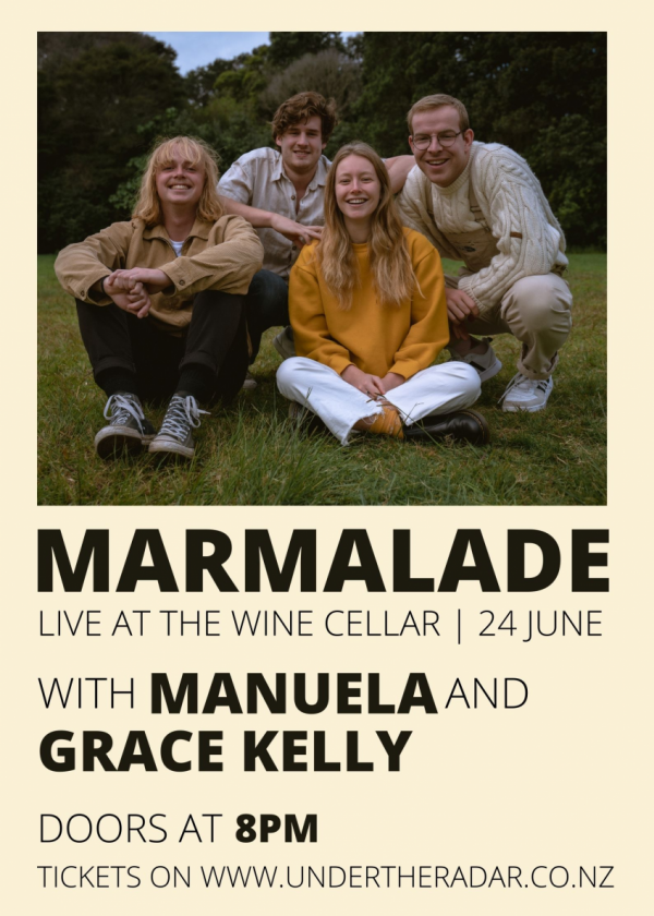 Marmalade Debut Live Show!