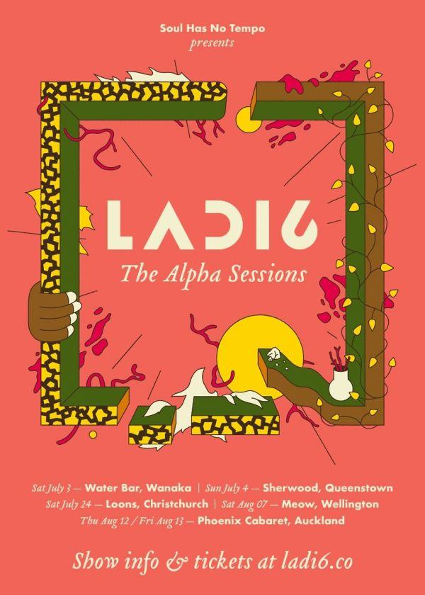 Ladi6 - The Alpha Sessions