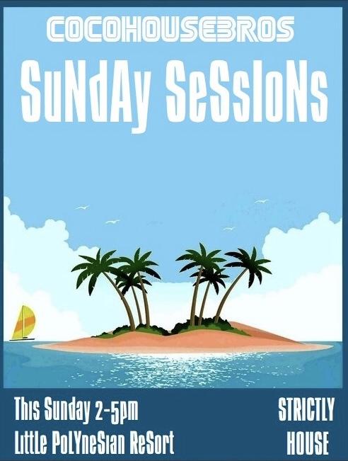 Sunday Session Pop-up : 001