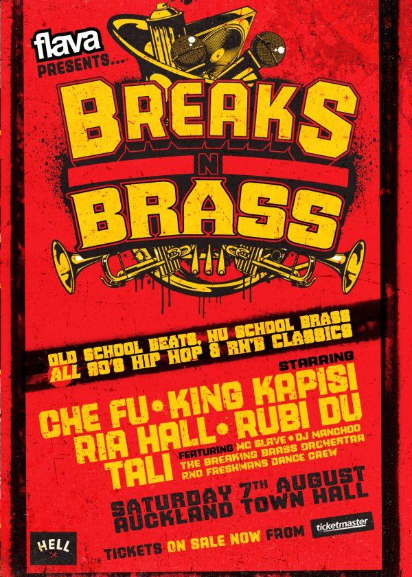 Breaks N Brass