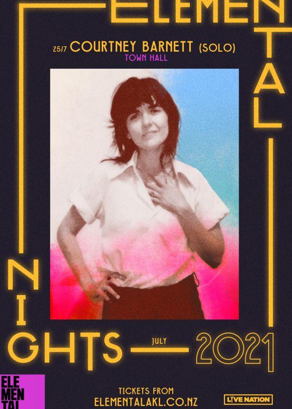 Elemental Nights - Courtney Barnett (Solo Tour)