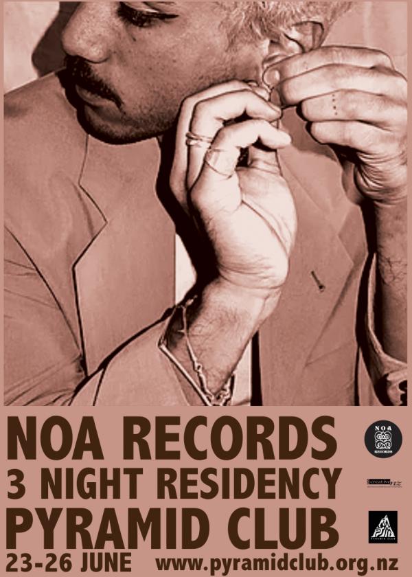 Noa Records Residency Night 1 - Wānanga/talanoa
