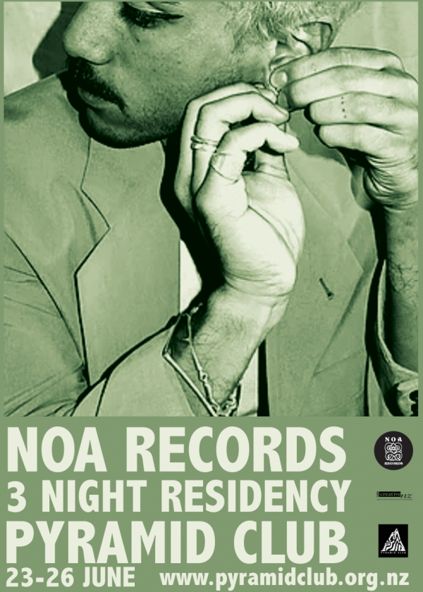 Noa Records Residency Night 2 - WhyFi. + Collaborations