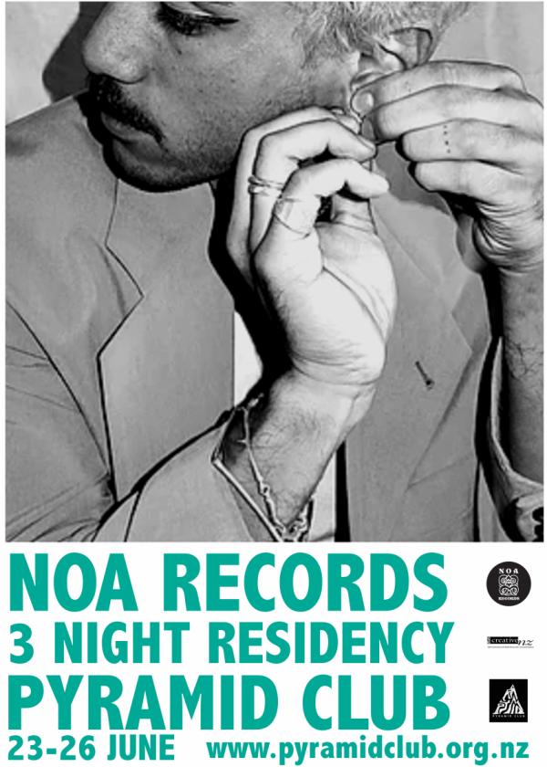 Noa Records Residency Night 3 - Leao, Strangelove + Collaborations