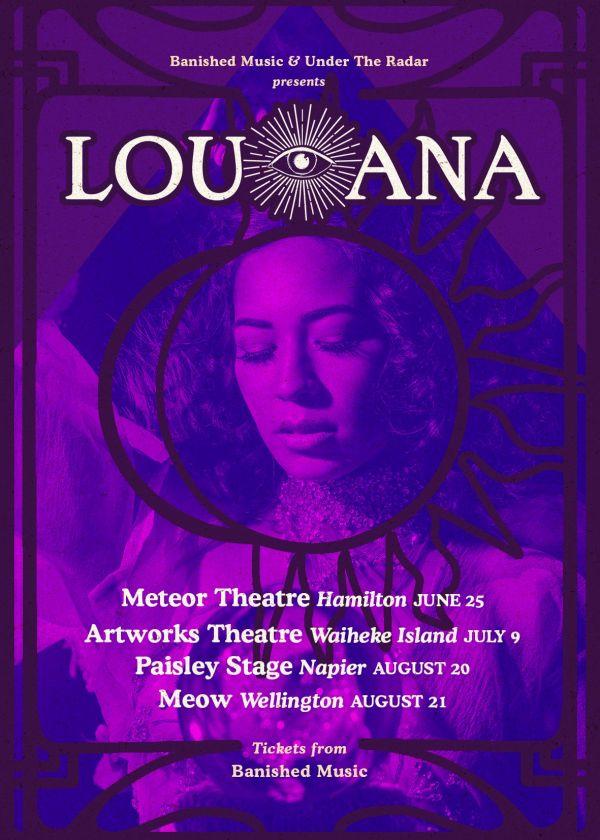 Lou'ana - North Island Tour