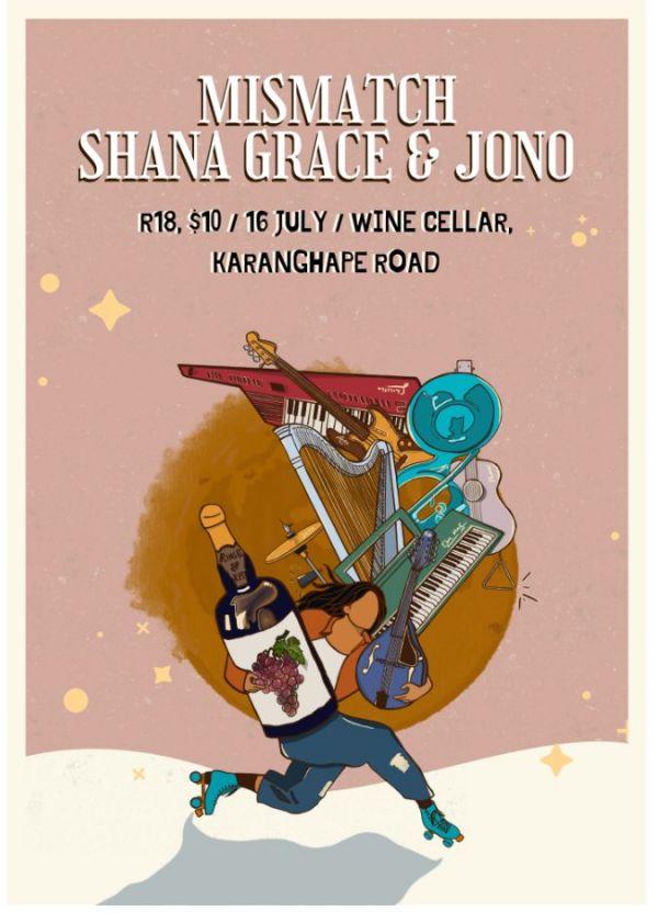 Mismatch + Shana Grace And Jono