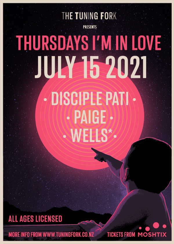 Paige, Wells* And Disciple Pati