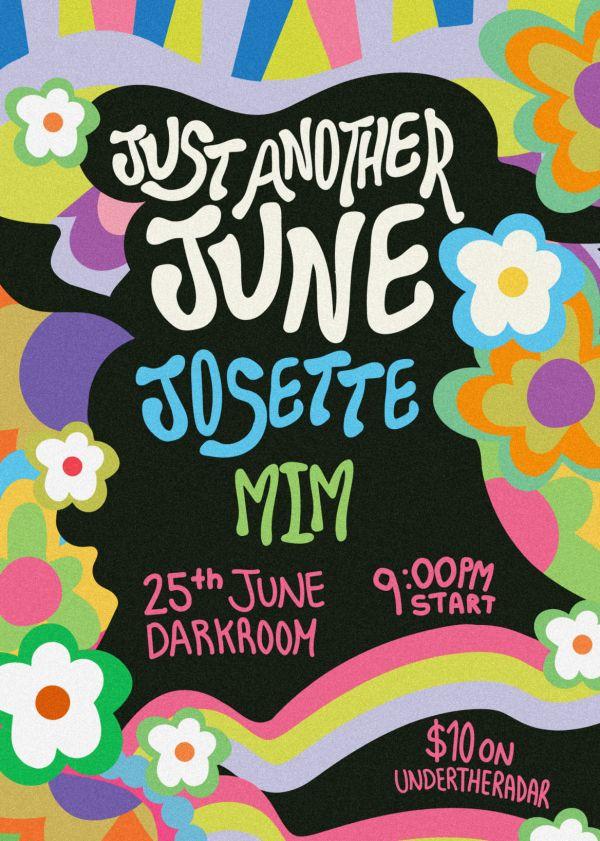 Just Another June // Josette // MIM