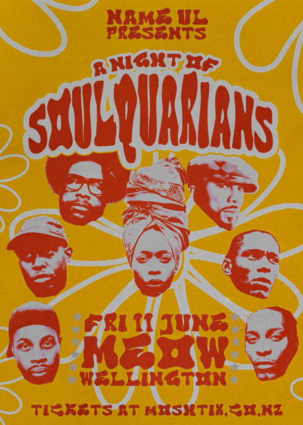 Name UL Presents: A Night Of Soulquarians