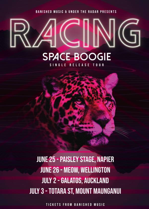 Racing Space Boogie Tour