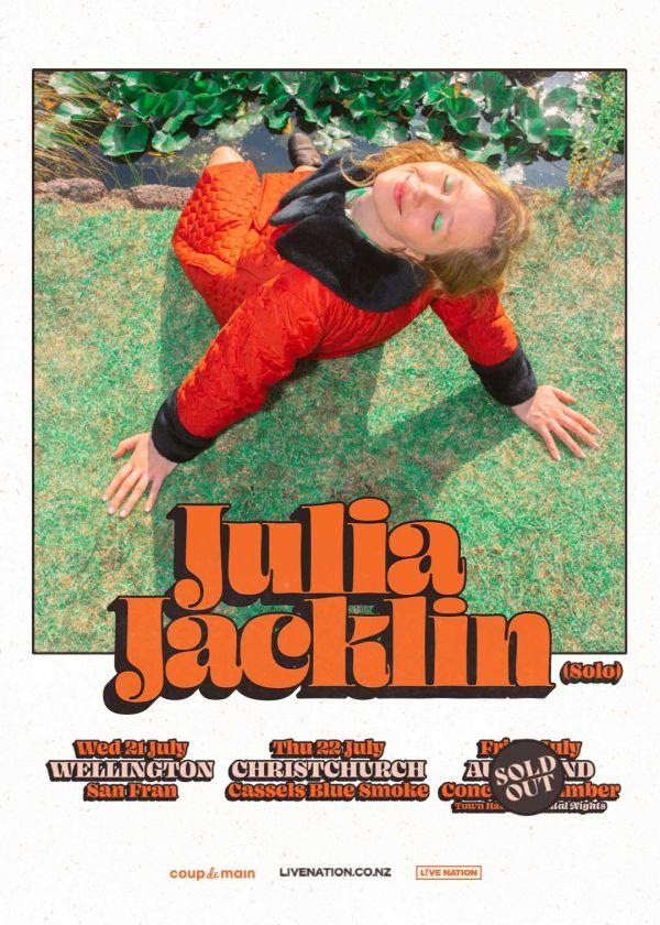 Julia Jacklin (solo)