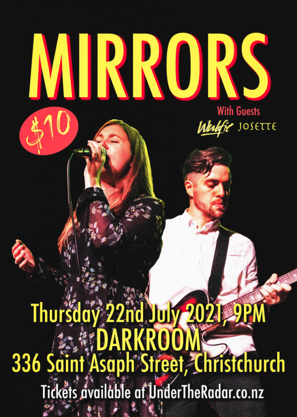 Mirrors: EP Release Show