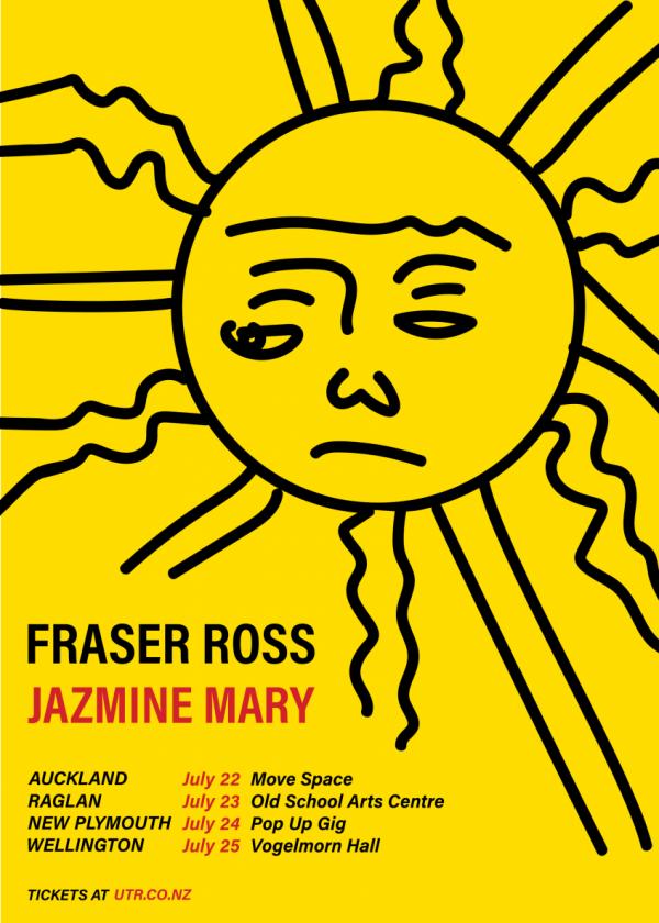 Fraser Ross and Jazmine Mary