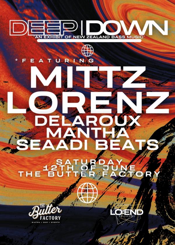 Deep Down | Ft. Mittz And Lorenz