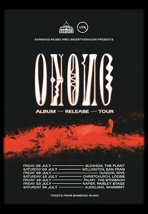 Onono - Album Release Tour