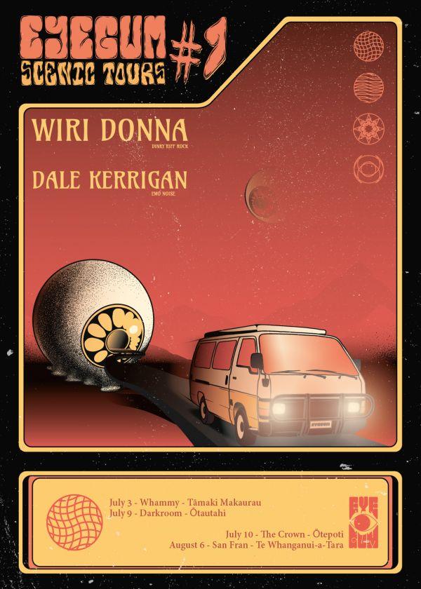 Eyegum Scenic Tours #1: Wiri Donna + Dale Kerrigan