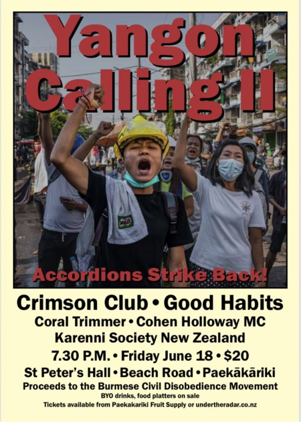 Yangon Calling II