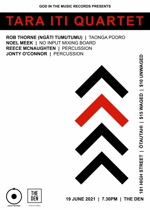 Tara Iti Quartet