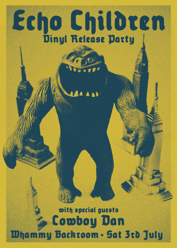 Echo Children Vinyl Release Party